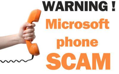 "If ""Microsoft"" Called Then You Got Scammed!"