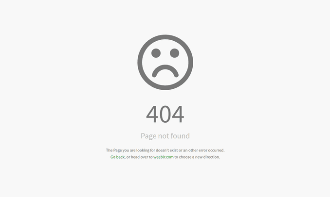 What to do when you see 404 Error (Page Not Found)