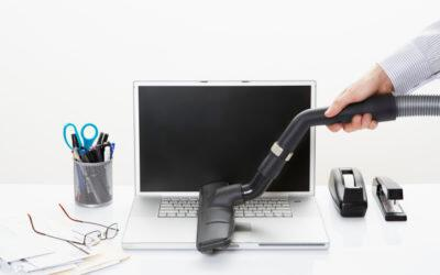 Spring Cleaning for Technology