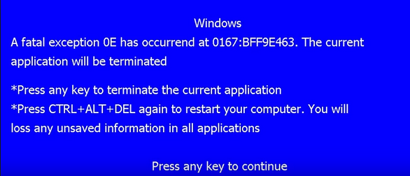 Most Think That A Blue Screen Of Death Is Only Caused Because The Computer Has Virus And Explanation May Cause Feared BSOD